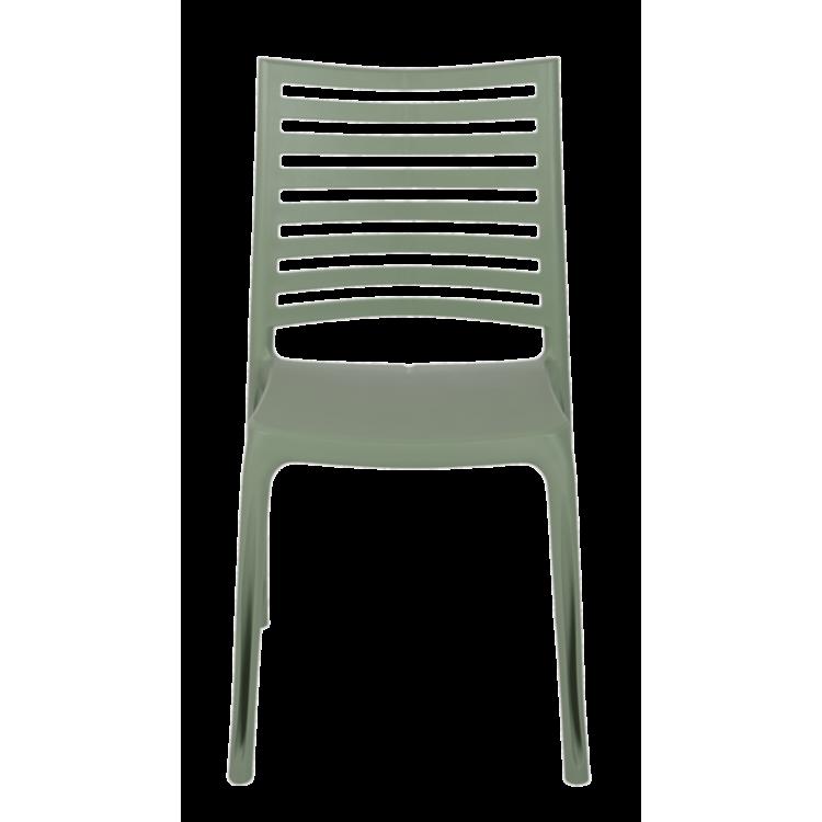 Chaise Oslo Vert