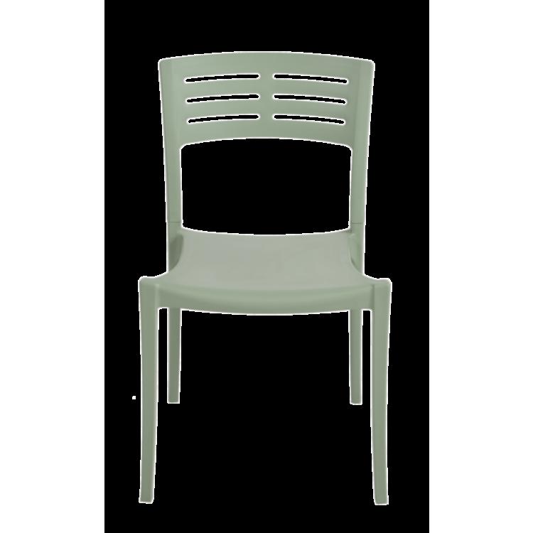 Chaise Prague Vert